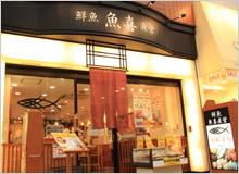 回転寿司魚喜 神戸元町店 外観